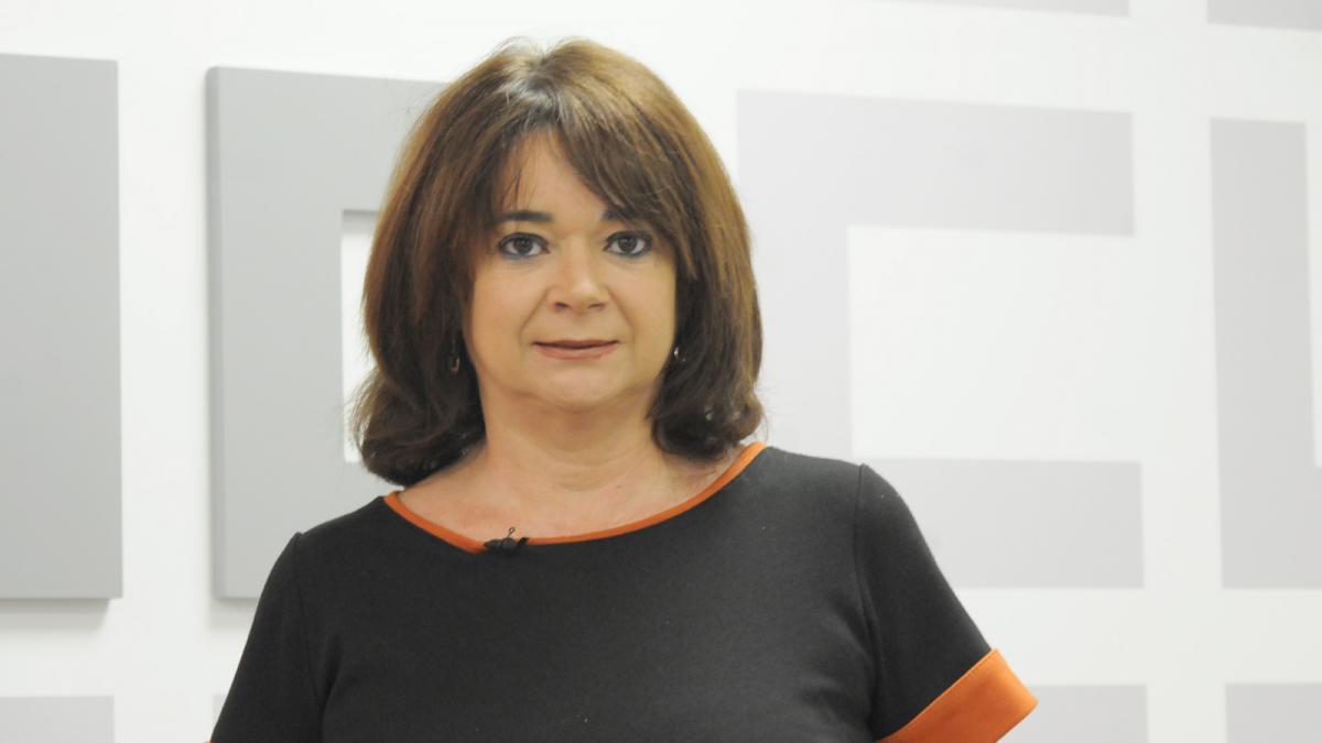 Lola Santillana, secretaria de Empleo y Cualificación Profesional de CCOO.
