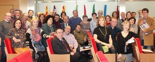 Participantes en la Asamblea de Vocales Provinciales de Atención Primaria Urbana.