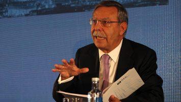 José Folgado, presidente del Grupo Red Eléctrica y del Consejo de Administración de Red Eléctrica Corporación.