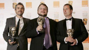 Guillermo del Toro, director de cine mexicano.