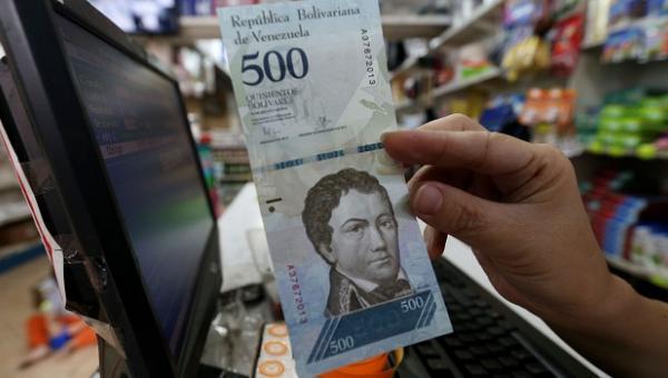 Venezuela registró un descenso en el PIB del 16,5 por ciento en 2017.