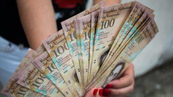 El FMI prevé que la riqueza de Venezuela se reduzca un 15% en 2018.