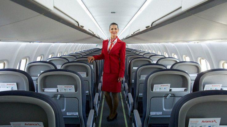 La aerolínea Avianca ha transportado un 1,4 por ciento menos de pasajeros en enero 2018.