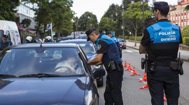 Sólo 84 candidatos aprobaron el examen para Policía Local de Oviedo.