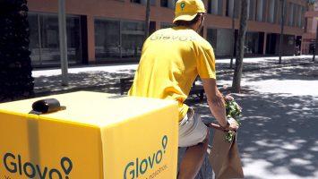 Glovo ha empezado sus operaciones en Argentina, donde ya cuenta con unos 170 socios.
