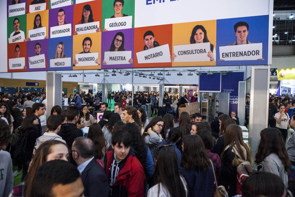 Los tres eventos contarán con representantes de universidades y entidades educativas españolas.