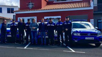 El Ayuntamiento de Los Llanos de Aridane anuncia la apertura de dos plazas mediante oferta de empleo público para la Policía Local.