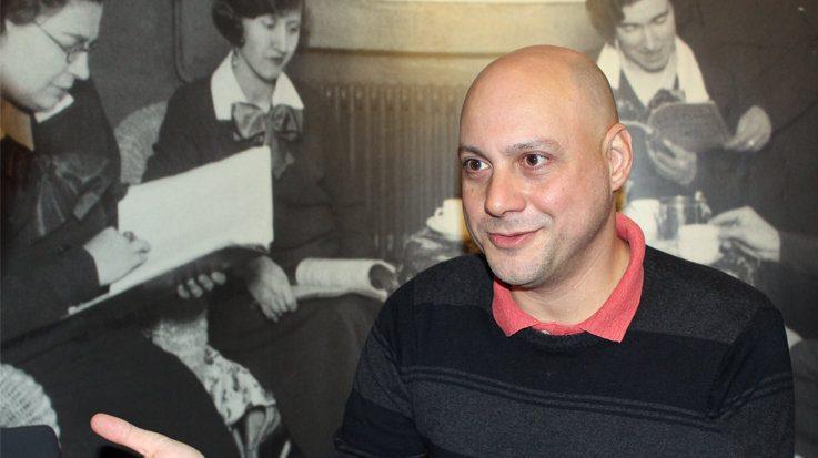 Alberto Levy, creativo y emprendedor brasilero.