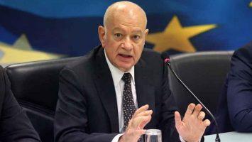 Dimitri Papadimitriou, exministro de Economía y Desarrollo de Grecia.