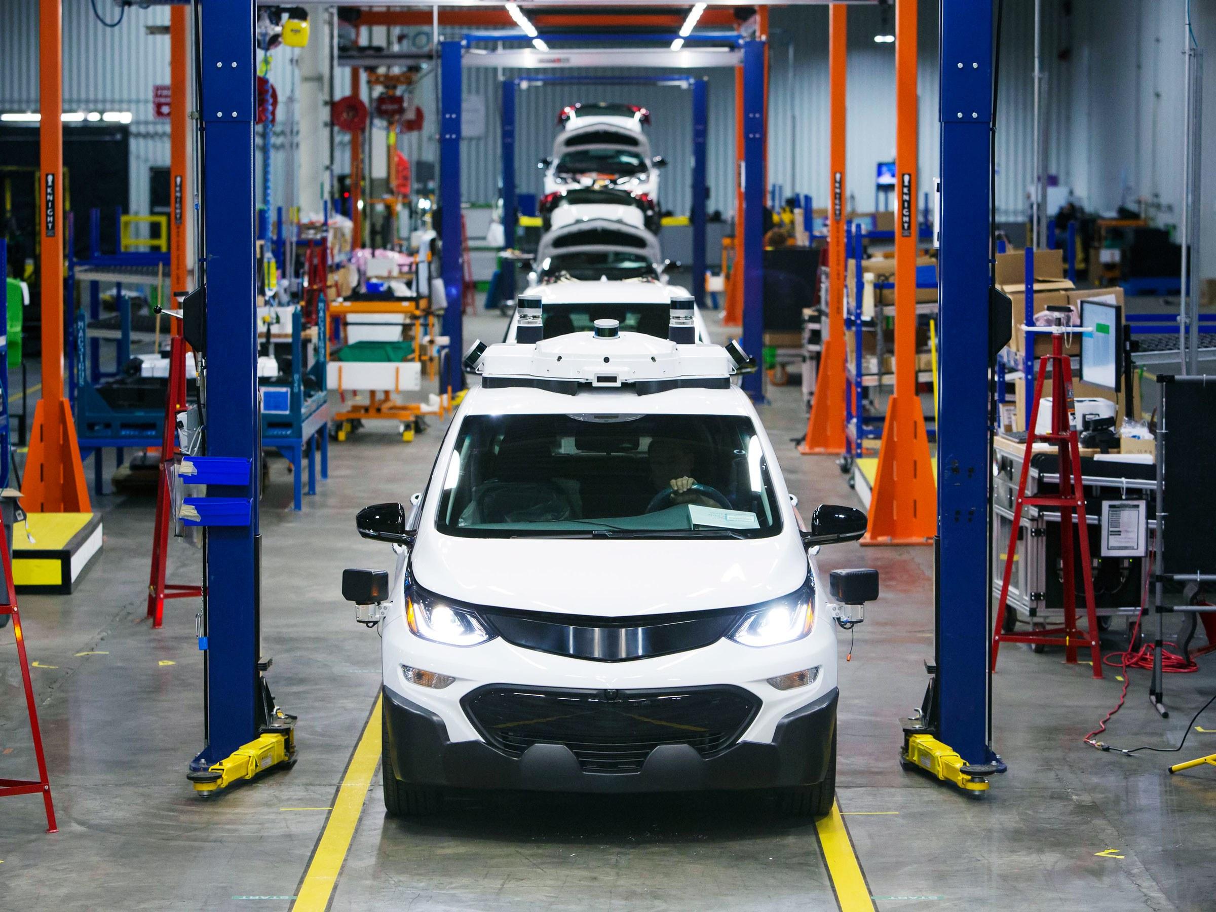 Las tres plantas beneficiadas con la inversión de General Motors son: Gravataí, Sao Caetano do Sul y Joinville.