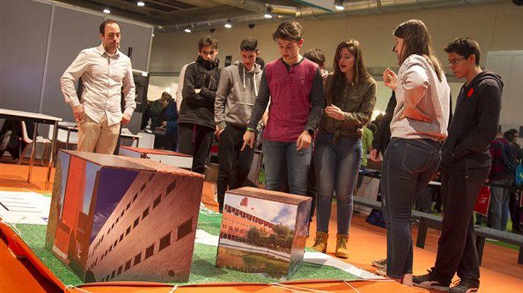Ifema expone la oferta académica de España durante su 'semana de la educación'.
