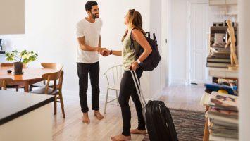 Las pernoctaciones en apartamentos turísticos registraron un descenso del 2,5 por ciento en enero.