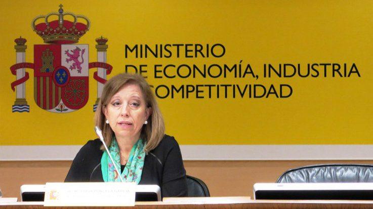 María Luisa Poncela, secretaria de Estado de Comercio de España.