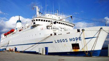 Logo Hope arribará a las costas mexicanas a partir del 25 de marzo como parte de su gira por América Latina.