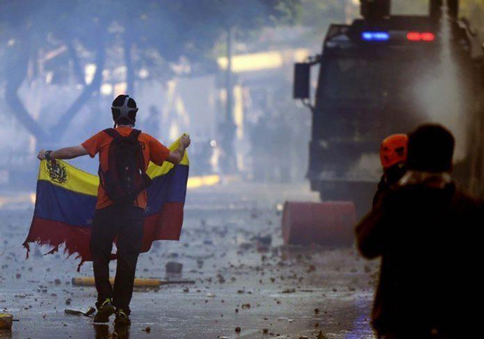 Venezuela registra la peor posición en el Índice de Estado de Derecho 2017-2018.