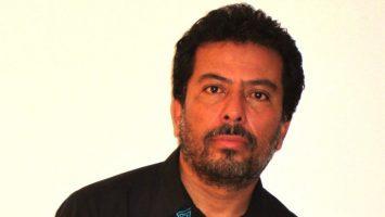 José Aragón, pintor y crítico cultural nicaragüense.