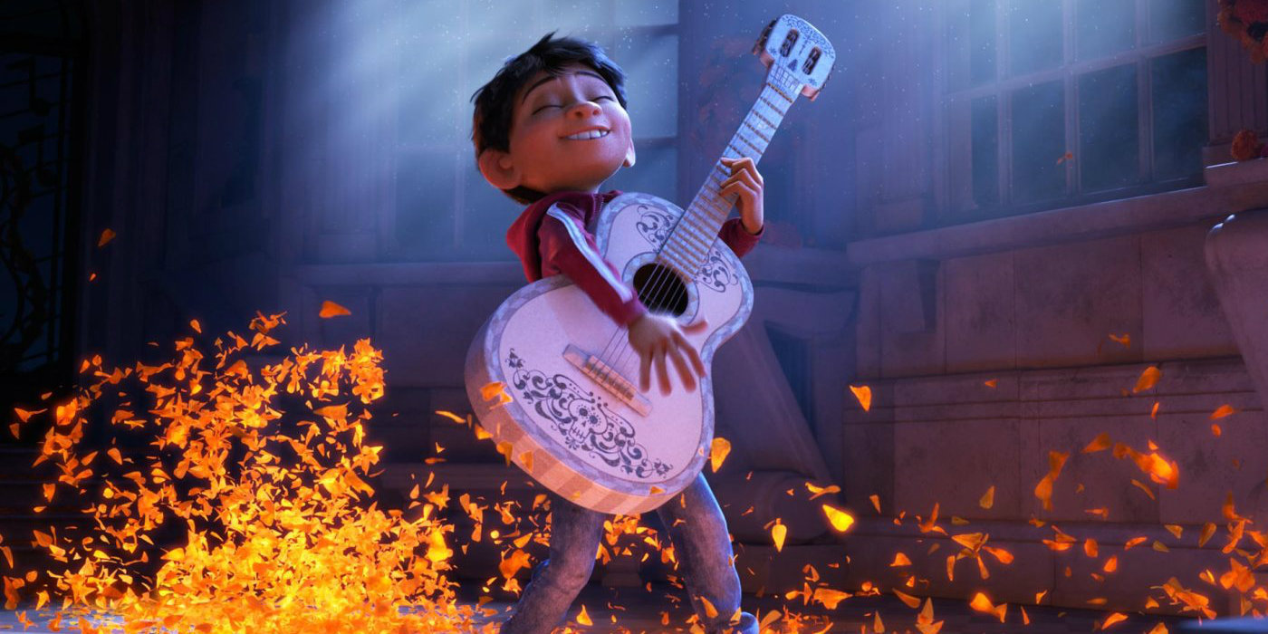 La película 'Coco' obtuvo la estatuilla por mejor película de animación.