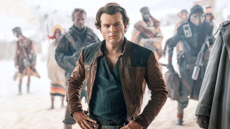 Las estampillas postales se basarán en la vida del personaje Han Solo.