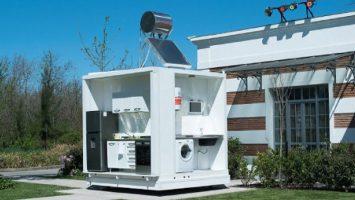 La empresa Materiales Compuestos ha desarrollado un sistema que permite reducir los tiempos de construcción un 40 por ciento.