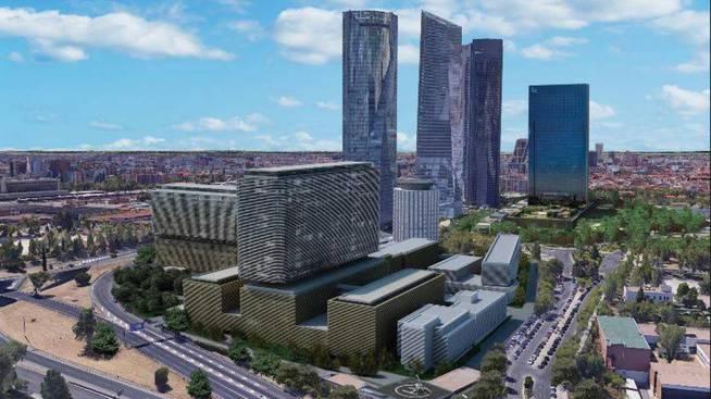 La construcción del nuevo Hospital La Paz requiere de una inversión de 359 millones de euros y unos 10 años para su ejecución