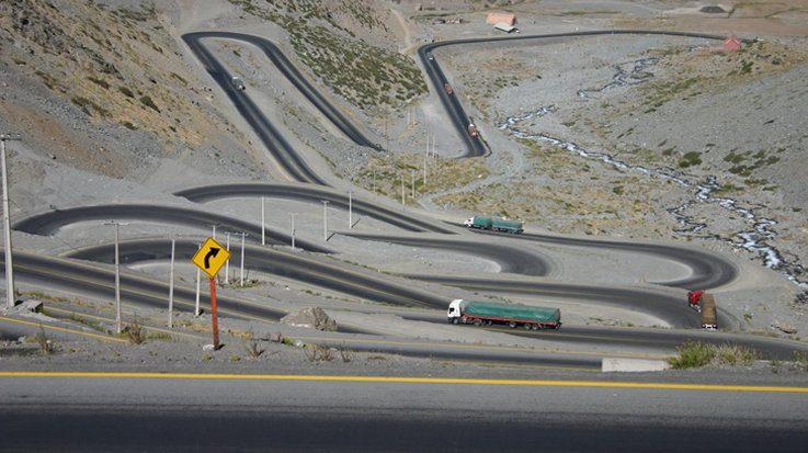 OHL culmina la construcción del ultimo tramo de la ruta 60, denominado Variante Panquehue.