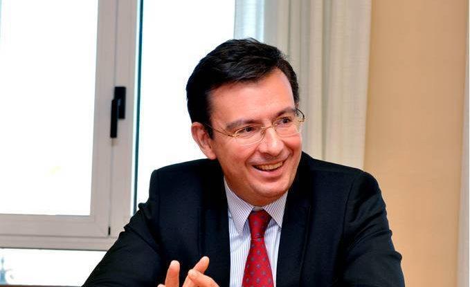 Román Escolano, ministro de Economia de España