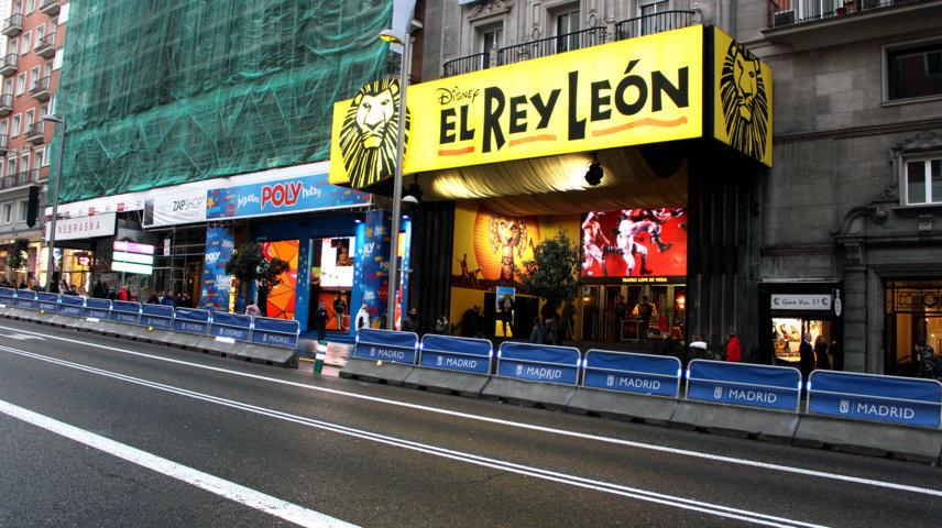Aunque sueña con Broadway, Mejía no descarta trabajar en el cine o televisión de España.