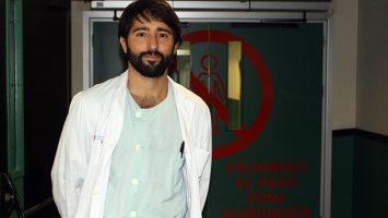 Juan Martín Rodríguez, residente de Cirugía General en el Hospital Universitario de Fuenlabrada (Madrid).