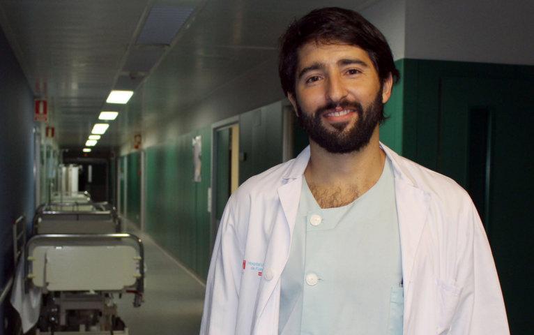 Martín logró vencer el cupo extracomunitario al obtener el número de orden 1.200.