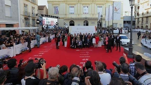 El festival contará con el apoyo de la Cinema do Brasil, Apex Brasil, Ancine, Embajada de Brasil en España y la Fundación Cultural Hispano Brasileña.