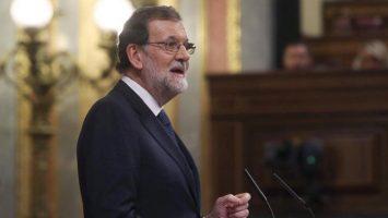 Mariano Rajoy anuncia que mejorará las pensiones mínimas y de viudedad en los Presupuestos Generales del Estado para 2018.