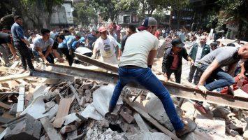 La Alianza para la Rehabilitación post-terremotos de México busca involucrar al sector privado español para paliar los daños ocasionados.