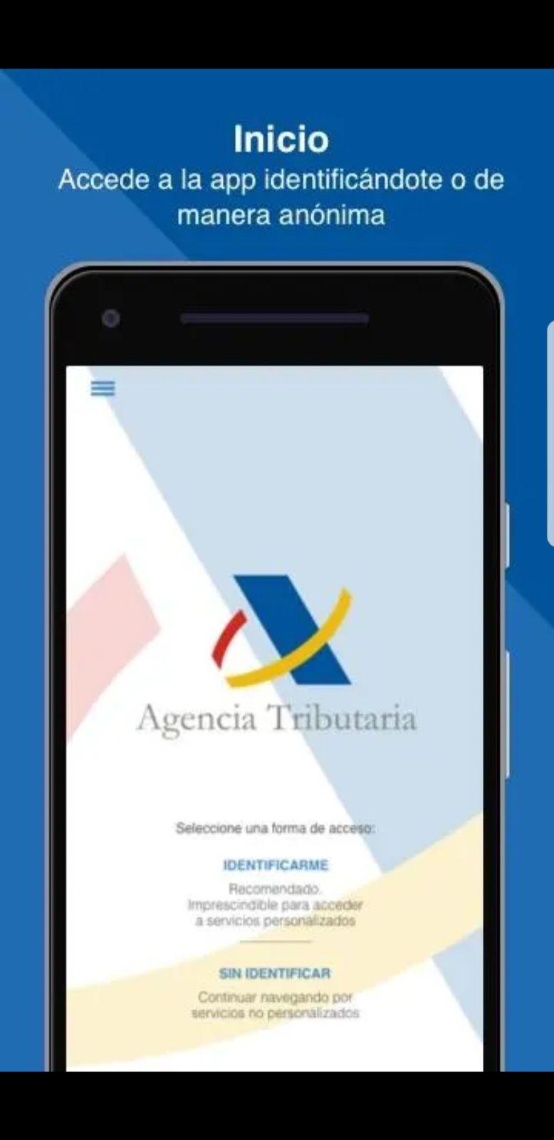 Aeat Calendario Fiscal 2020.La Agencia Tributaria Lanza Su App De La Campana De La