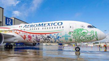 Aeroméxico aumentará a 16 el número de vuelos semanales entre Madrid y Ciudad de México durante junio y octubre.
