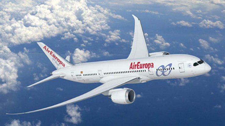 Las nuevas frecuencias aéreas de Air Europa empezarán el 25 de marzo.