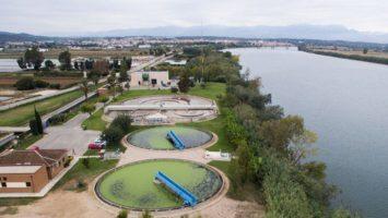 Acciona obtiene contrato por 22 millones de euros para optimizar el funcionamiento de la estación depuradora de aguas residuales de Cañaveralejo.