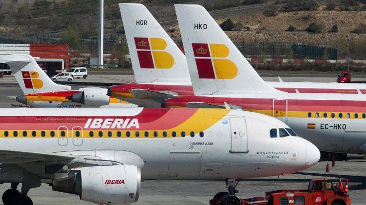 Iberia aumentará su frecuencia a 10 vuelos semanales en su ruta de Madrid a Santiago de Chile.