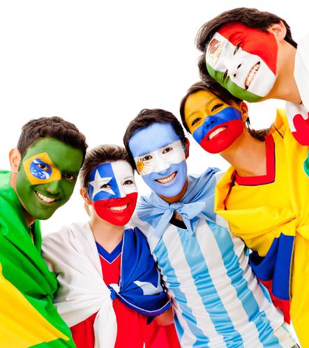 Otros de los países latinoamericanos más felices son México, Chile, Panamá, Brasil, Argentina, Guatemala, entre otros.