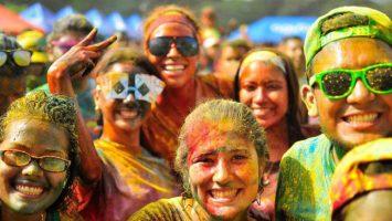 Costa Rica es el país más feliz de Latinoamérica, ocupando el puesto número 13 del ranking mundial.