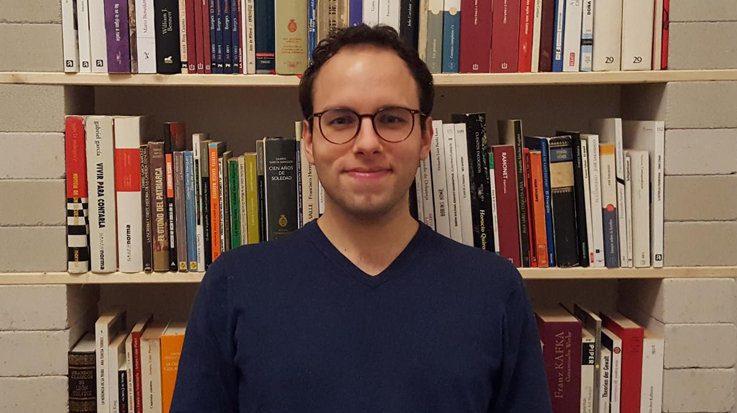 Ernesto Fuenmayor, autor de 'Hechos Latinoamericanos'.