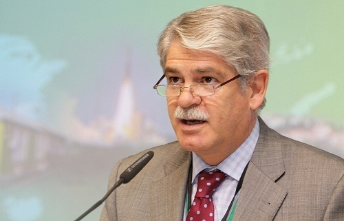 Alfonso Dastis, ministro de Asuntos Exteriores y de Cooperación.