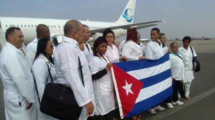 El programa 'Más Médicos' cuenta con 18.240 trabajadores de los cuales 8.500 son cubanos.