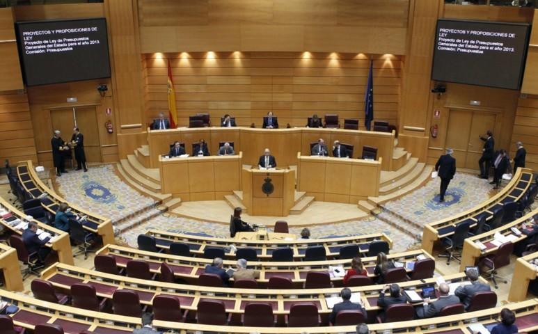 Los parlamentarios de la Cámara Alta gastaron unos 2.469.622,55 euros en concepto de desplazamiento en 2015.