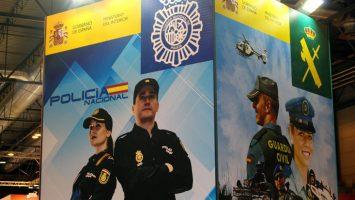 El Ministerio de Interior aprueba más de 5.000 plazas para los Cuerpos de Seguridad del Estado.