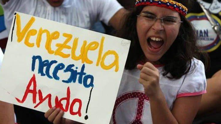 Venezuela recibirá dos millones de euros para paliar los efectos de la crisis entre la población más vulnerable.