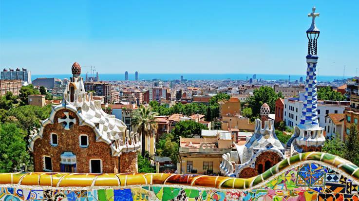 Barcelona es la ciudad que se prevé que tenga la menor ocupación hotelera con sólo un 79 por ciento.