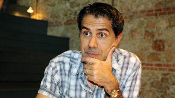 Diego Sabanés, director de cine argentino.