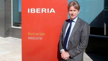 Fréderic Martínez, director de Ventas de Iberia para América Latina.