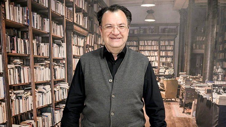 Francisco Rodríguez Tejedor, exdirector de BBVA, economista y escritor.
