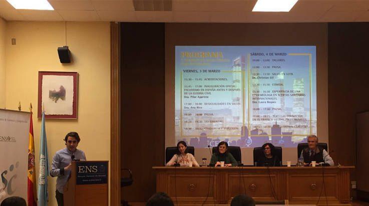 La tercera edición de las 'Jornadas de Salud Pública para Estudiantes' se llevará a cabo entre el 6 y 7 de abril en el Colegio de Médicos de Madrid.